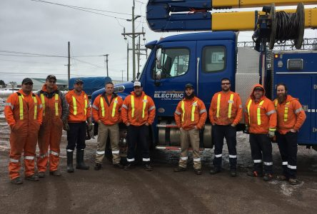 Cornwall Electric helps restore power in P.E.I.