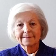 Muriel Sabourin (née Vincent)