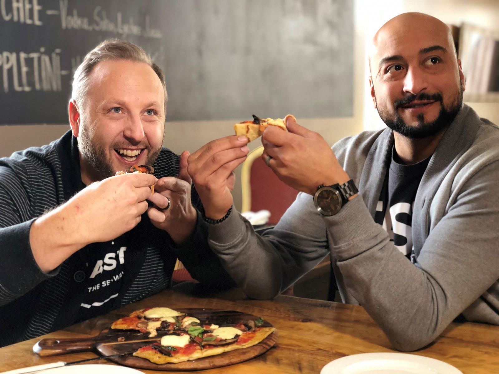 TASTE TOUR Pizza Edition Participants