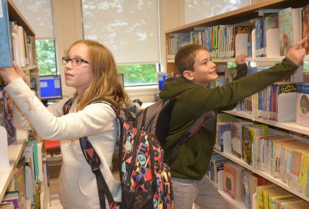 SDG Library helps children get Ready to Read