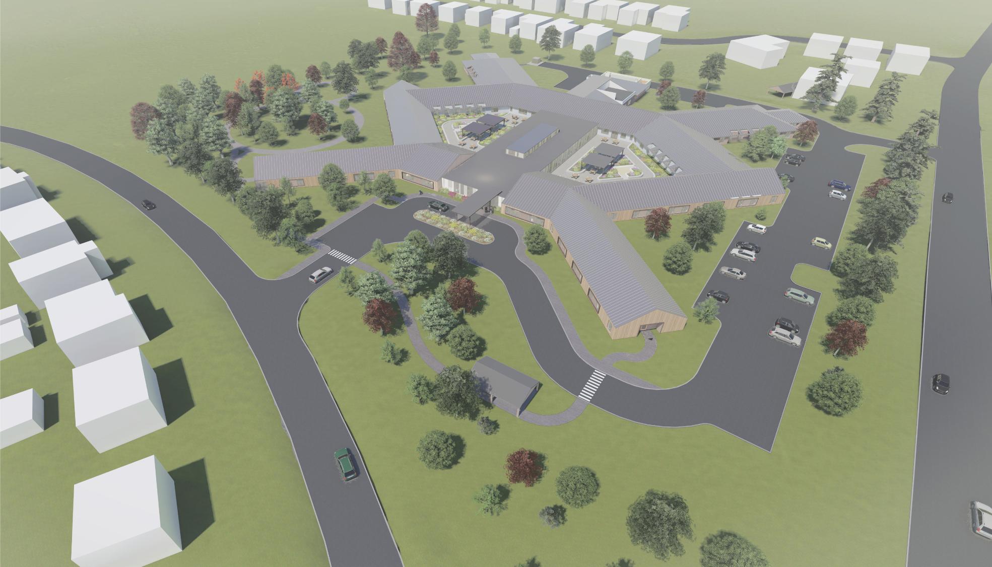 Woodland Villa plans 33k sq. ft. expansion