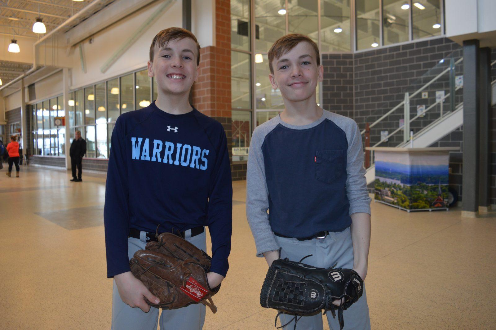 Cornwall Minor Baseball begins developmental clinics