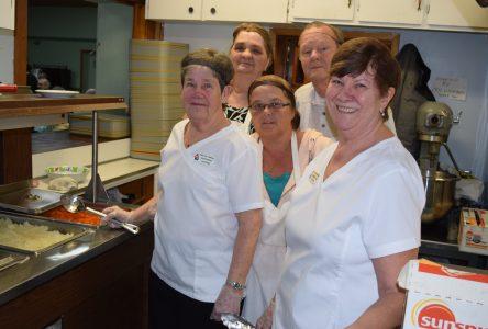 Delicious chicken dinner supports Encore Education Centre
