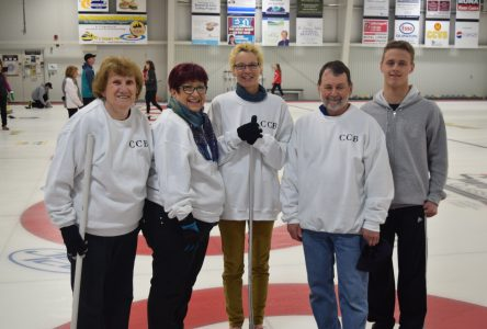 Ryan's Bonspiel supports CNIB