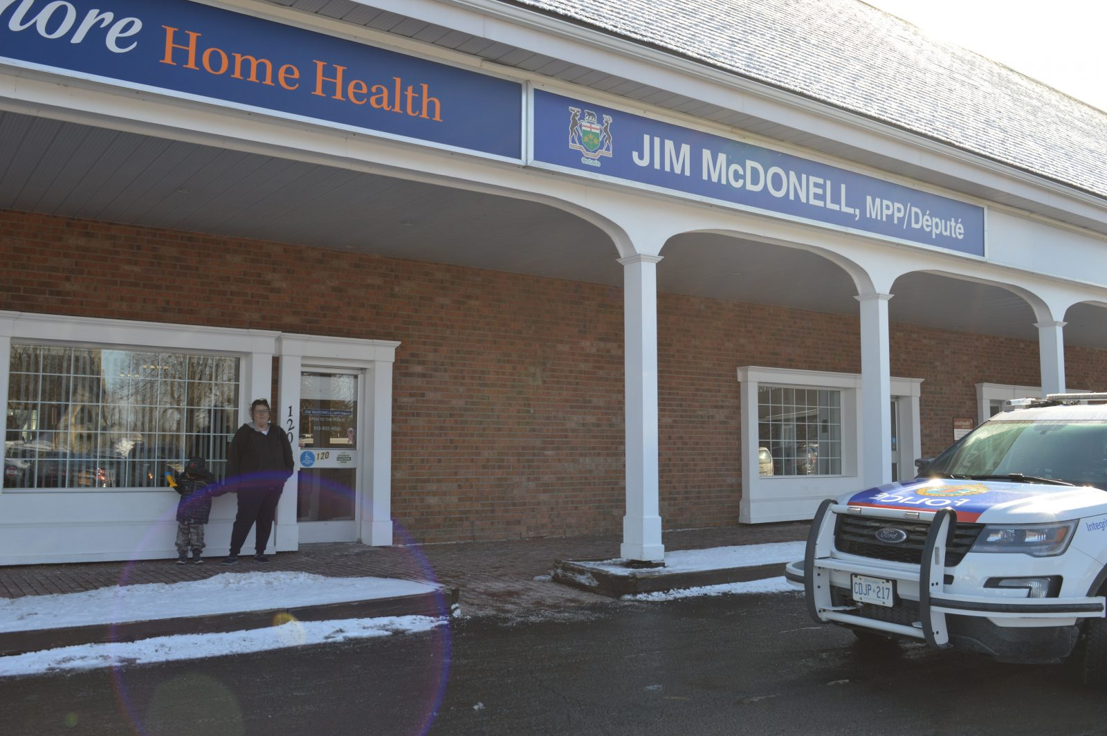 McDonell releases statement on office incident