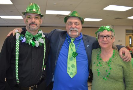 Long Sault celebrates St. Patrick's Day