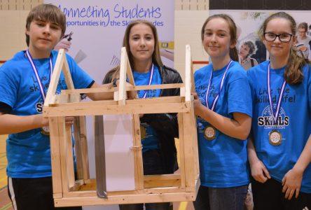 Students showcase their skills
