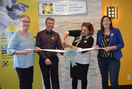 Canadian Cancer Society relocates to Le Village