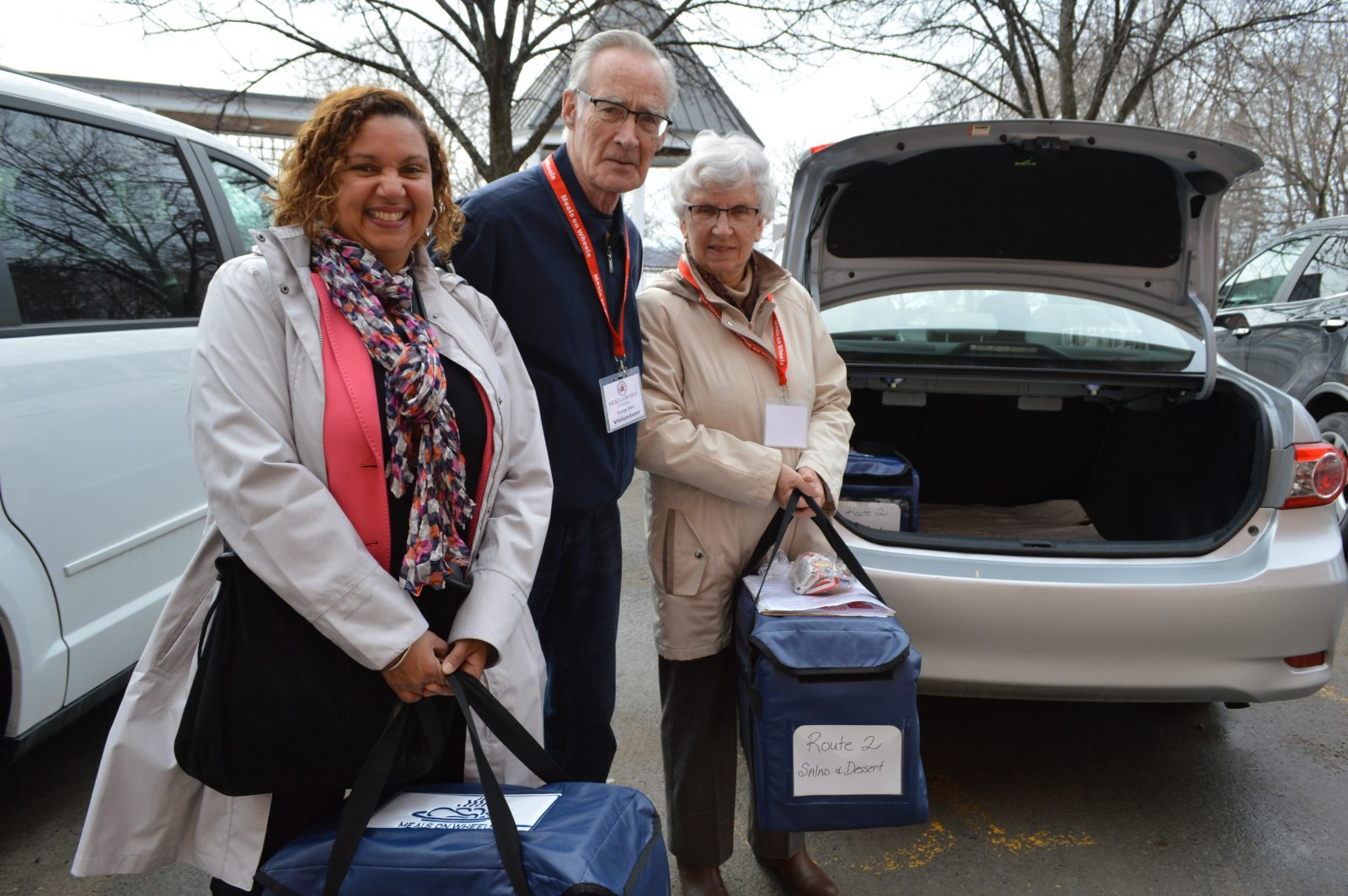 Meals on Wheels Cornwall turning 50