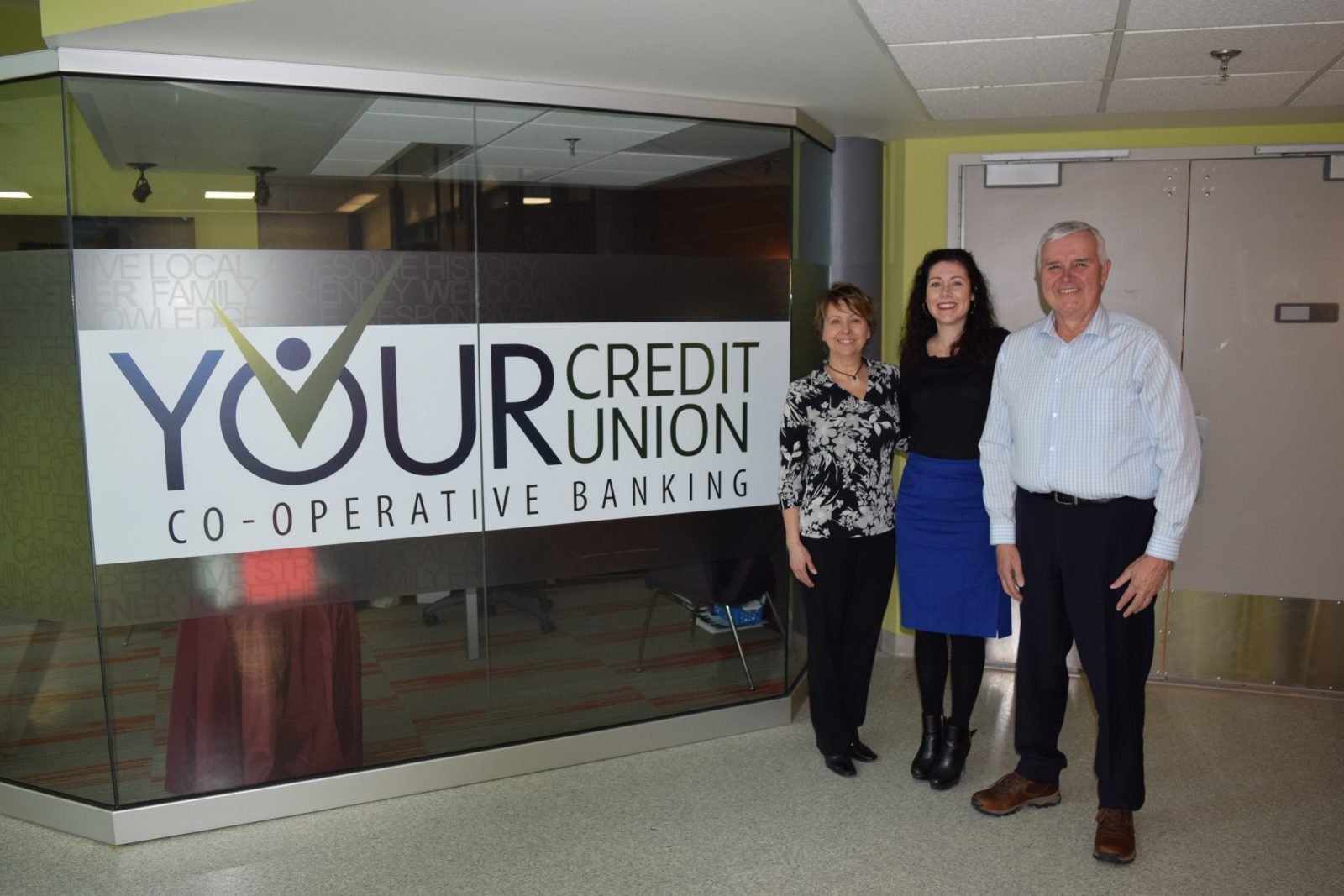 Your Credit Union supports CCH