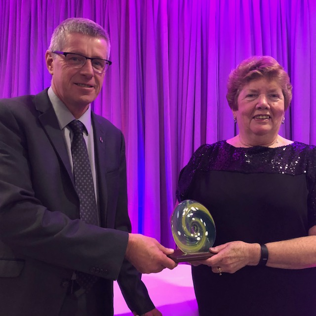Mary Regan South Glengarry Citizen of the Year