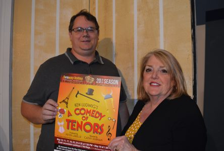 SVTC presents operatic farce: A Comedy of Tenors