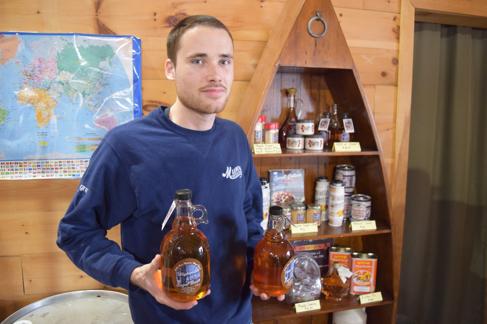 Sweet time in Counties for Maple Weekend