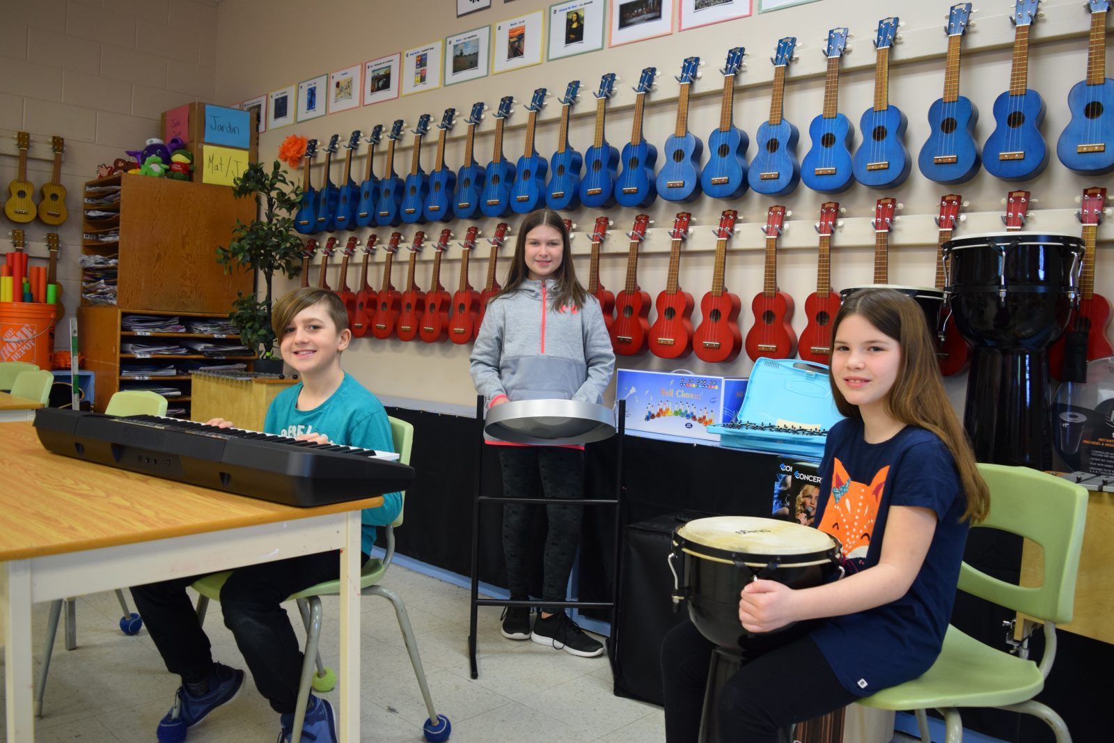 Making music at Notre Dame