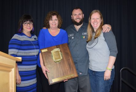 Encore Shoppe and Humble Beginnings recognized at S. Stormont Mayor's Breakfast