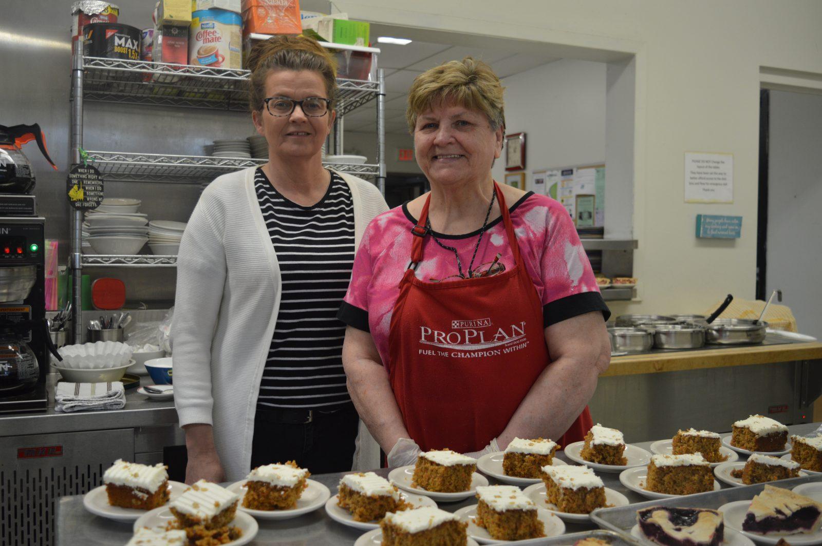 Volunteers make it possible at Agapè Centre