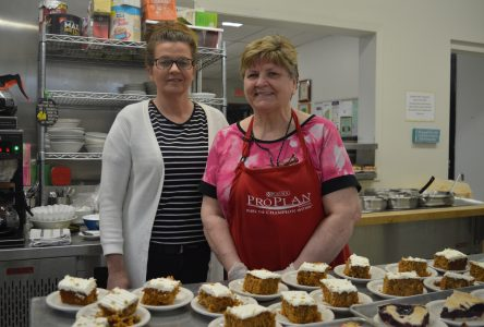 Volunteers make it possible at Agapè Centre