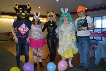Easter Cosplay animates creativity