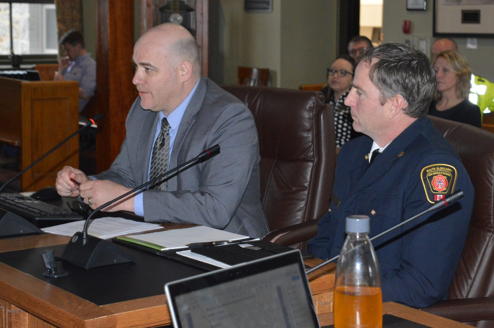 Fire Chiefs propose County-wide radio solution