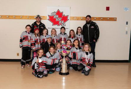 Cornwall Novice Team Takes Home Gold After Exciting Championship Game