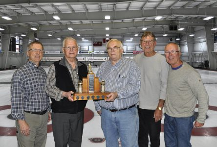Senior men's Closing Bonspiel