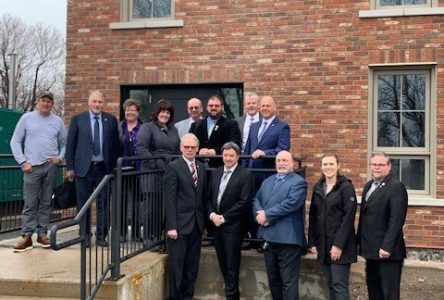 SDG moving forward with Warden's House renovations