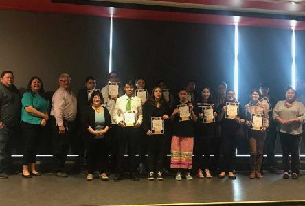 Akwesasne students pitch business ideas