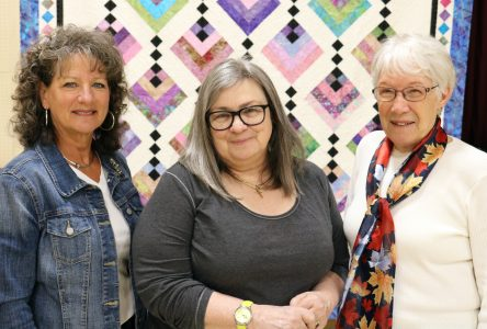 Quilt show returns this April