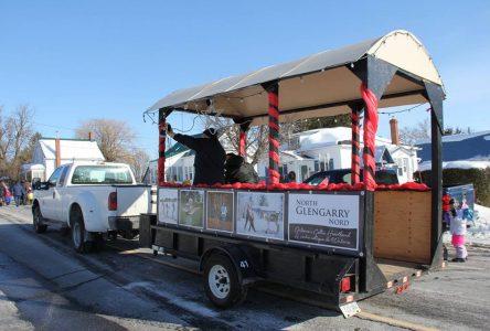 North Glengarry Christmas parade trailer stolen