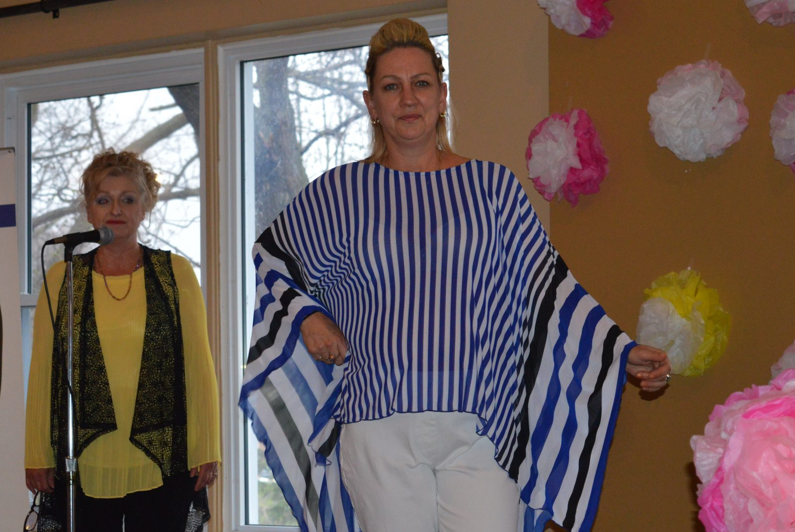 Fashion show raises funds for SASS