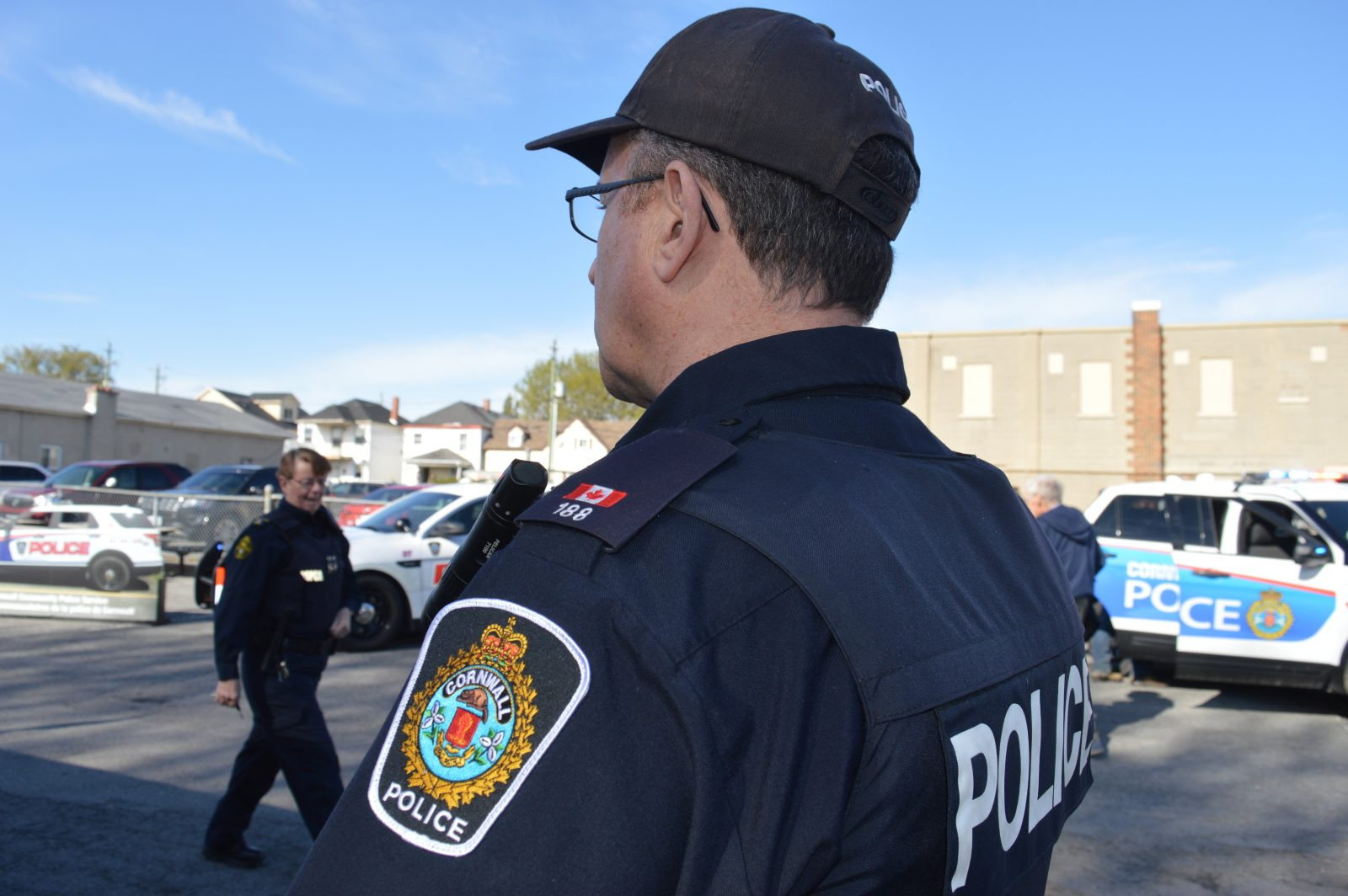 Cornwall man arrested for sexual assault of minor
