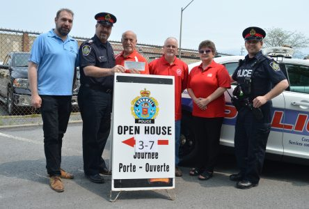 CPS BBQ benefits Special Olympics Ontario