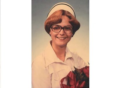 Debbie Stoodley retires after 40 years of nursing