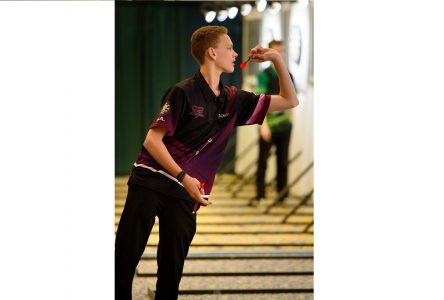 Donovan Pilon qualifies for World Cup in darts