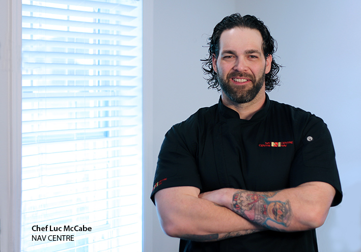 Chef McCabe to Add Canadian Flavour to International Culinary Event