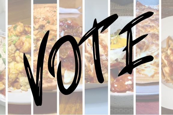 VOTE for your favourite poutine!