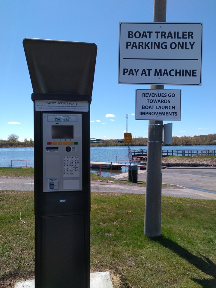 Boaters to pay for trailer parking, Lamoureux Park