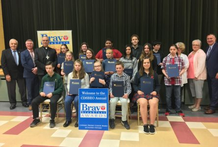 Bravo awards recognize students' excellence
