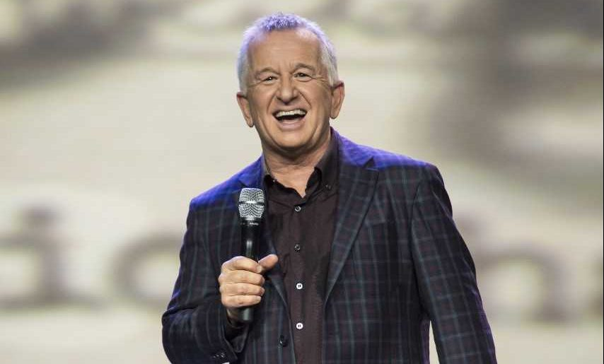 Comedian Ron James coming to Cornwall