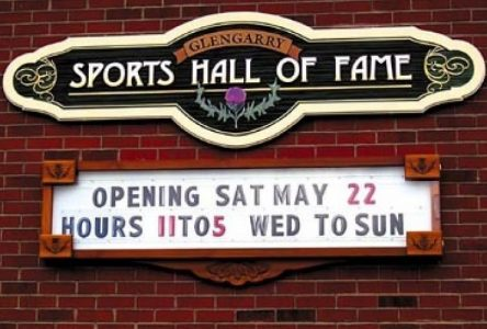 Glengarry Sports Hall of Fame Inductees Announced