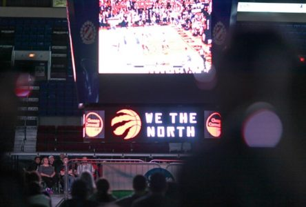 Civic Complex open for Raptors Game 6 viewing party tonight