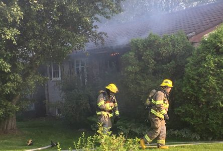 One dead in South Stormont house fire