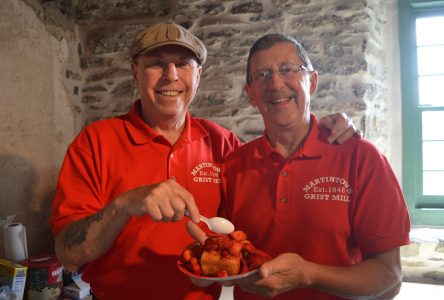 Berry fun festival at Martintown Mill