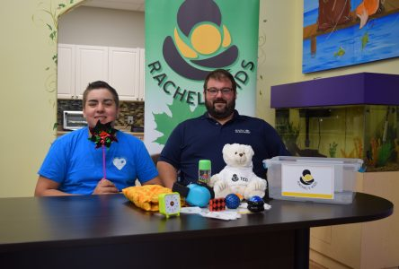 Rachel's Kids creates Autism kits for all SD&G first responders
