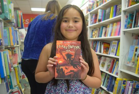 St. Andrews students show love for reading