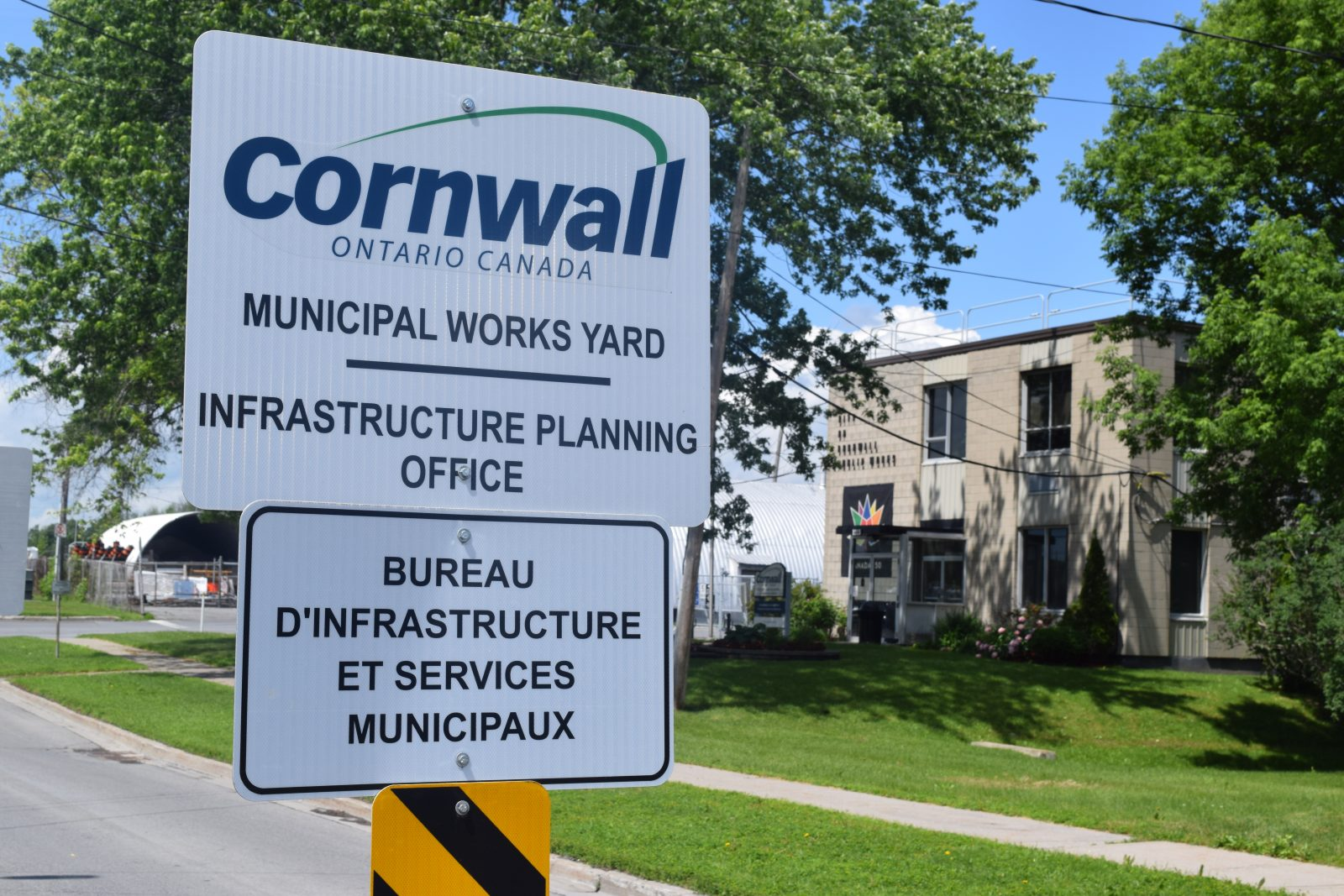Councillor concerned about rising costs of new Municipal Yard