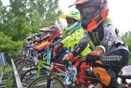 Cornwall BMX sees 500 rider weekend