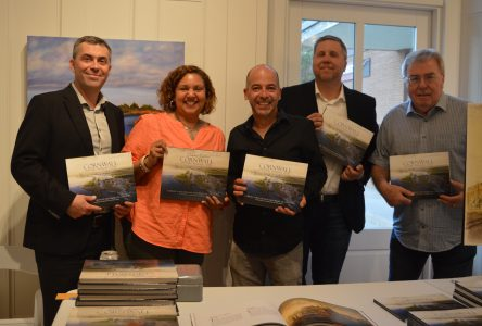 Heart of the City launches Cornwall Historic Walking Tour book