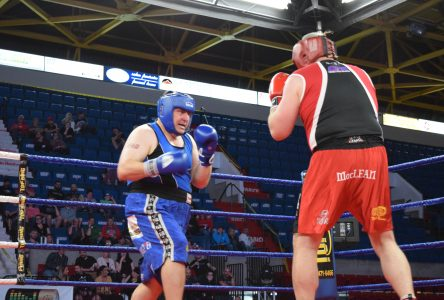 SLIDESHOW: Charities come out on top at Boxing for Change