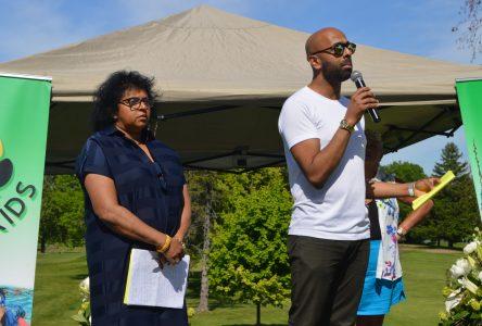 Rachel's Kids Garden Party sees largest turnout ever